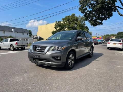 2017 Nissan Pathfinder for sale at Kapos Auto, Inc. in Ridgewood NY
