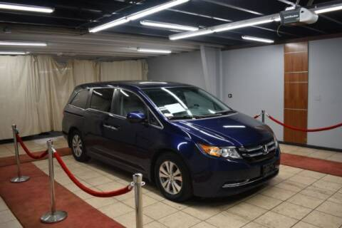 2016 Honda Odyssey for sale at Adams Auto Group Inc. in Charlotte NC