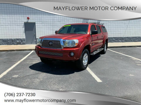 2007 Toyota Tacoma for sale at Mayflower Motor Company in Rome GA