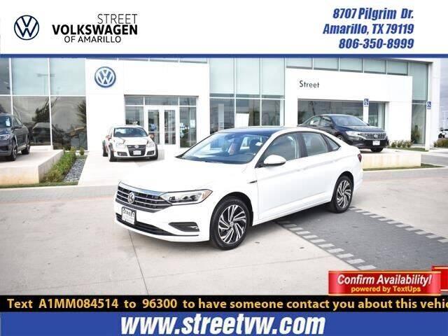 2021 Volkswagen Jetta for sale in Amarillo, TX
