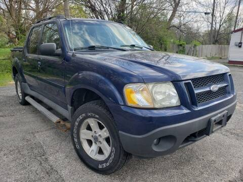 2005 Ford Explorer Sport Trac for sale at speedy auto sales in Indianapolis IN