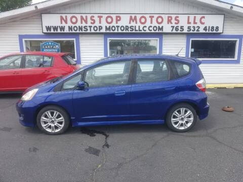 2010 Honda Fit for sale at Nonstop Motors in Indianapolis IN