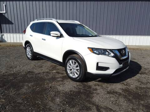 2018 Nissan Rogue for sale at RS Motors in Falconer NY