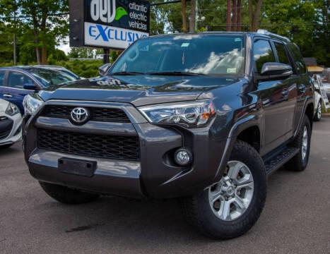 2016 Toyota 4Runner for sale at EXCLUSIVE MOTORS in Virginia Beach VA