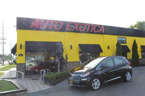 2017 Chevrolet Bolt EV for sale at Auto Exotica in Red Bank NJ