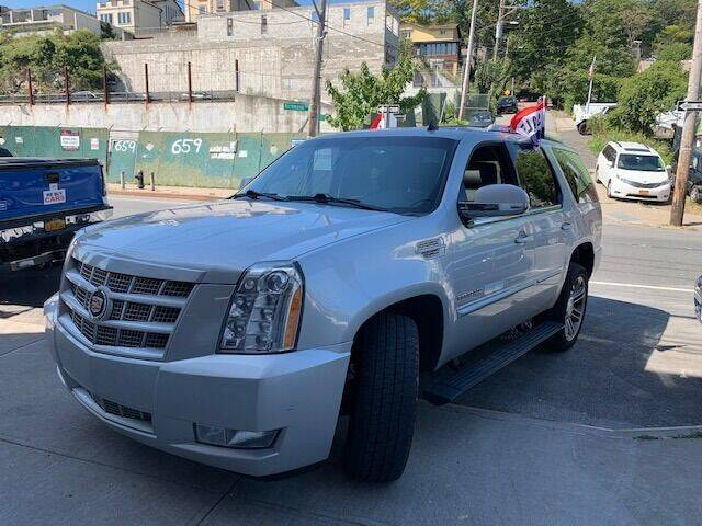 2013 Cadillac Escalade for sale at All City Auto Group in Staten Island NY