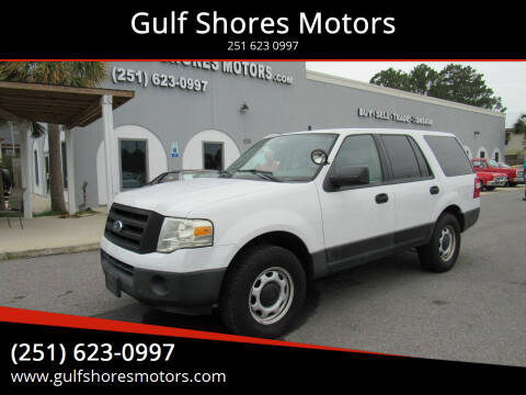 2010 Ford Expedition for sale at Gulf Shores Motors in Gulf Shores AL