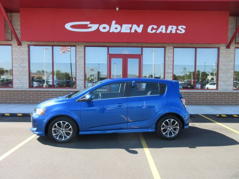 2019 Chevrolet Sonic for sale in Middleton, WI