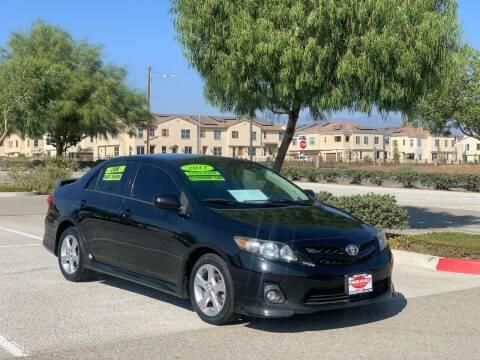 2012 Toyota Corolla for sale at Esquivel Auto Depot in Rialto CA