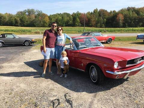 1966 Ford Mustang for sale at AB Classics in Malone NY