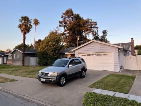 2005 Kia Sorento for sale at Blue Eagle Motors in Fremont CA