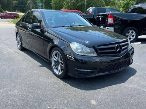 2013 Mercedes-Benz C-Class for sale at Luxury Auto Innovations in Flowery Branch GA