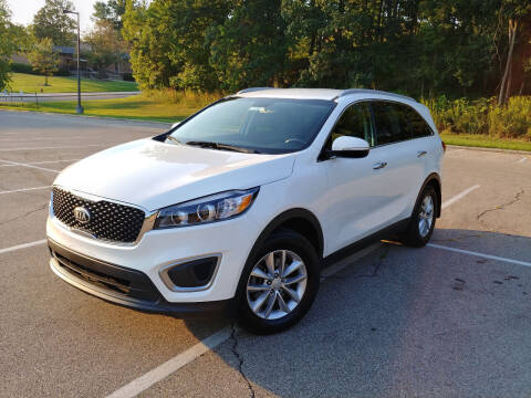 2016 Kia Sorento for sale at Lifetime Automotive LLC in Middletown OH