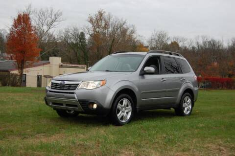 2010 Subaru Forester for sale at New Hope Auto Sales in New Hope PA
