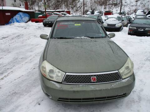 2004 Saturn L300 for sale at FERNWOOD AUTO SALES in Nicholson PA