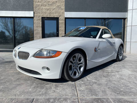 2004 BMW Z4 for sale at Berge Auto in Orem UT