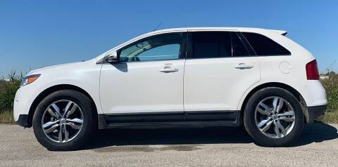 2013 Ford Edge for sale at Palmer Auto Sales in Rosenberg TX