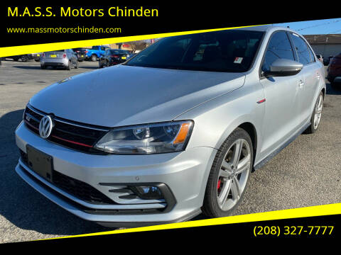 2016 Volkswagen Jetta for sale at M.A.S.S. Motors Chinden in Garden City ID