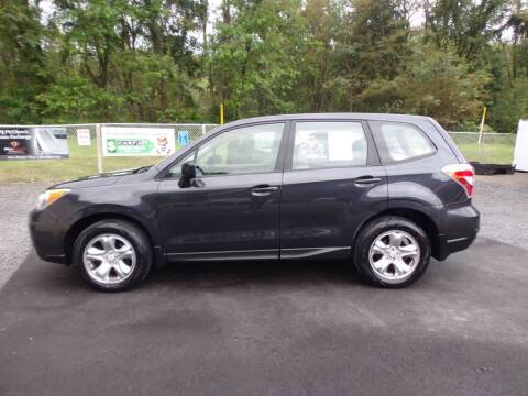 2014 Subaru Forester for sale at RJ McGlynn Auto Exchange in West Nanticoke PA