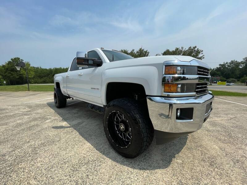 2018 Chevrolet Silverado 2500HD for sale at Priority One Auto Sales in Stokesdale NC
