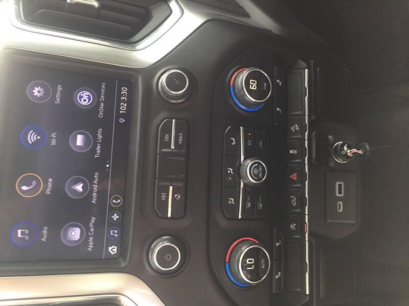 2019 Chevrolet Silverado 1500 4x4 LT 4dr Crew Cab 5.8 ft. SB - Excelsior Springs MO