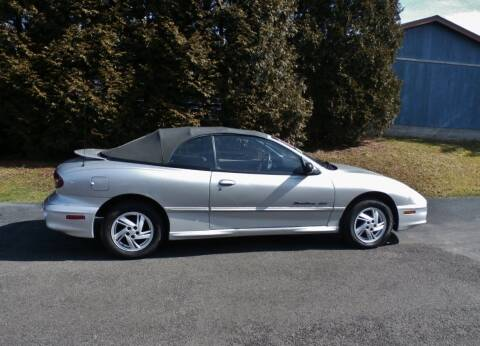 2000 Pontiac Sunfire for sale at CARS II in Brookfield OH