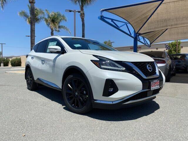 2021 Nissan Murano for sale in Hemet, CA