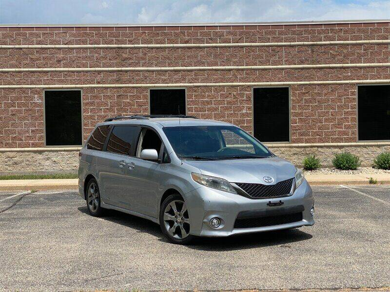 2011 Toyota Sienna for sale at A To Z Autosports LLC in Madison WI