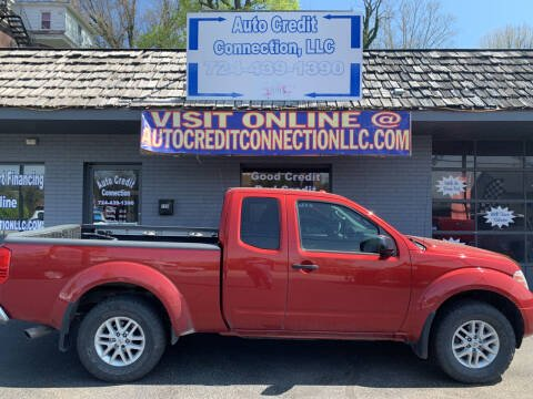 2014 Nissan Frontier for sale at Auto Credit Connection LLC in Uniontown PA