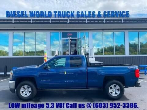 2017 Chevrolet Silverado 1500 for sale at Diesel World Truck Sales in Plaistow NH