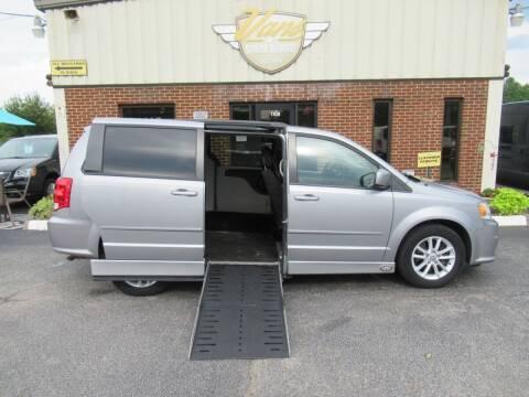2014 Dodge Grand Caravan for sale at Vans Of Great Bridge in Chesapeake VA