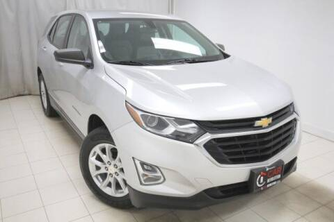 2018 Chevrolet Equinox for sale at EMG AUTO SALES in Avenel NJ