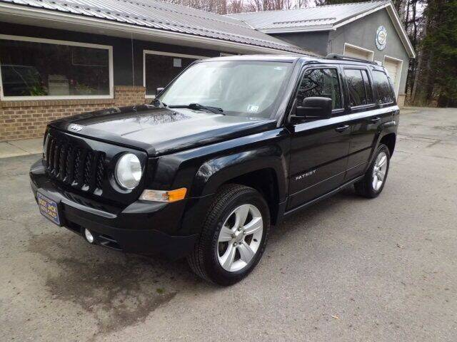 2013 Jeep Patriot for sale at Boot Jack Auto Sales in Ridgway PA