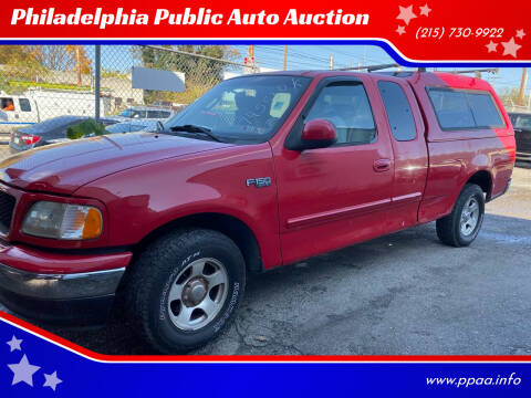 2003 Ford F-150 for sale at Philadelphia Public Auto Auction in Philadelphia PA