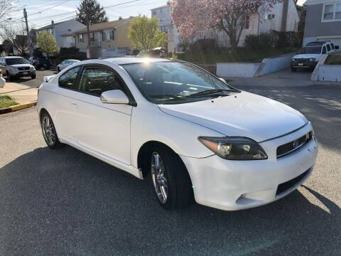 2007 Scion tC for sale at Giordano Auto Sales in Hasbrouck Heights NJ