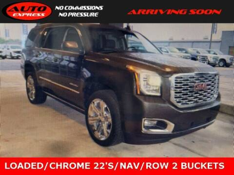 2019 GMC Yukon for sale at Auto Express in Lafayette IN