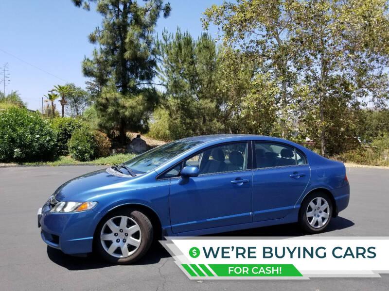 2009 Honda Civic for sale at Legend Auto Sales Inc in Lemon Grove CA