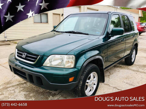 2001 Honda CR-V for sale at Doug's Auto Sales in Columbia MO