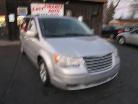 2008 Chrysler Town and Country for sale at EZ Finance Auto in Calumet City IL