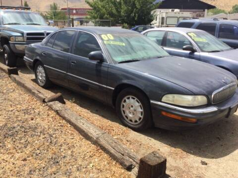 2000 Buick Park Avenue for sale at Small Car Motors in Carson City NV