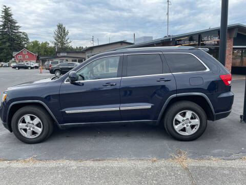 2012 Jeep Grand Cherokee for sale at Westside Motors in Mount Vernon WA
