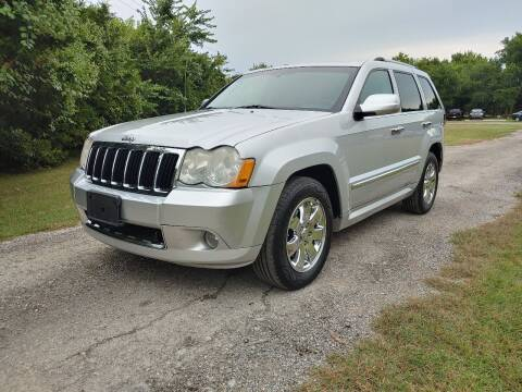 2010 Jeep Grand Cherokee for sale at The Car Shed in Burleson TX