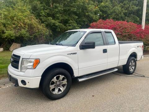2013 Ford F-150 for sale at Padula Auto Sales in Braintree MA
