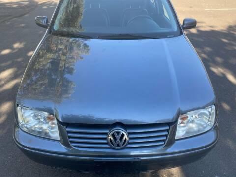 2003 Volkswagen Jetta for sale at Sanchez Auto Sales in Newark CA