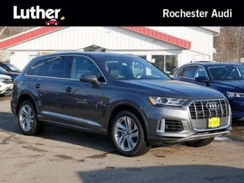 2021 Audi Q7 for sale at Park Place Motor Cars in Rochester MN