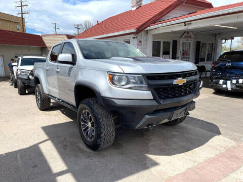 2018 Chevrolet Colorado for sale at ELITE MOTOR CARS OF MIAMI in Miami FL