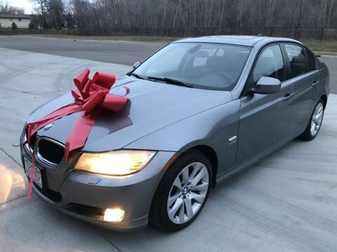 2010 BMW 3 Series for sale at Angies Auto Sales LLC in Newport MN