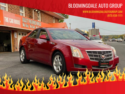 2008 Cadillac CTS for sale at Bloomingdale Auto Group - The Car House in Butler NJ