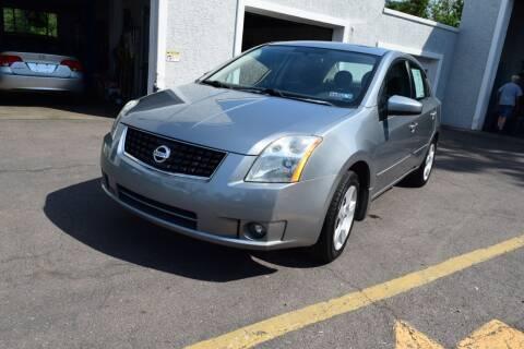 2009 Nissan Sentra for sale at L&J AUTO SALES in Birdsboro PA