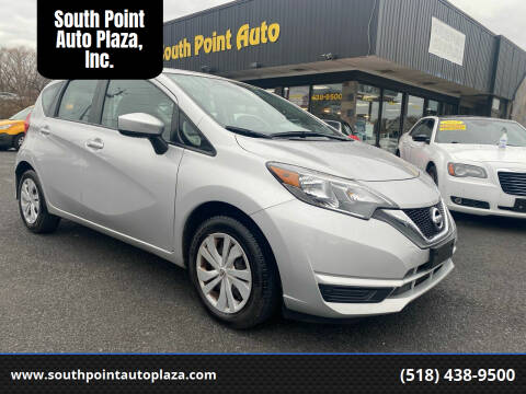2018 Nissan Versa Note for sale at South Point Auto Plaza, Inc. in Albany NY